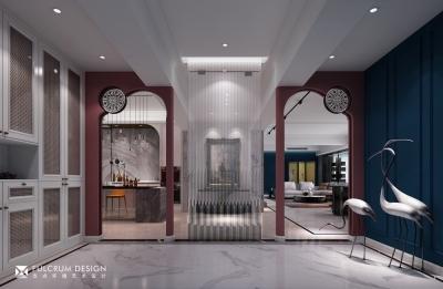 意式公寓风—中侨观邸