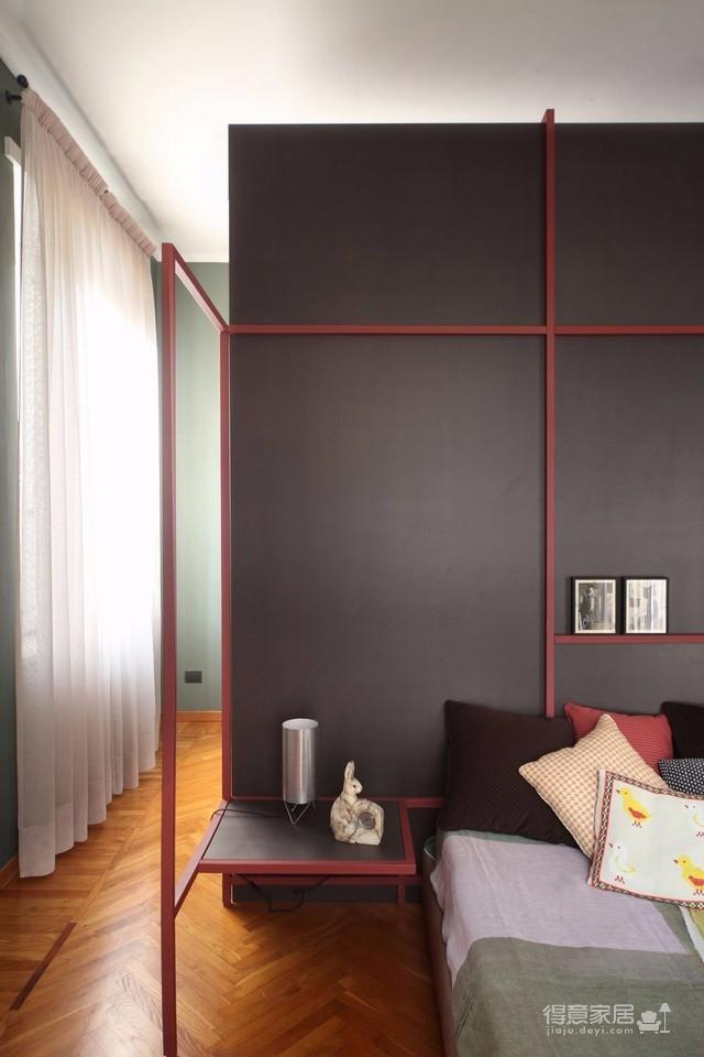 薄荷绿做成的墙,也可以如此清新脱俗图_6