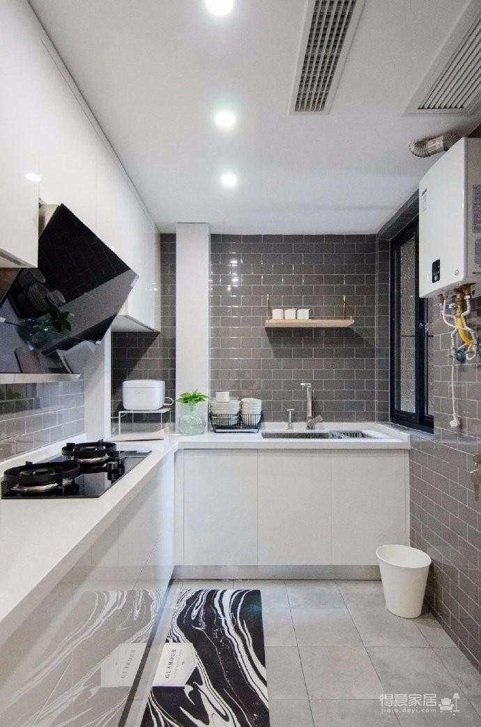 一居室巧妙改造,65平温馨简约风小窝 