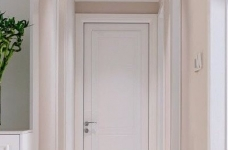 三居室现代轻美式,温馨优雅的质感图_4