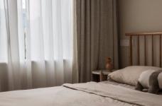 98平米北欧风格三居室,少女心满满的家图_3