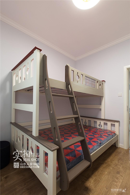 简美90平三室两厅