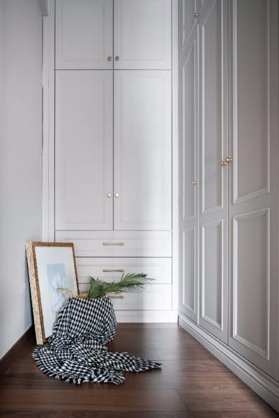 179平米美式风格四居室精装房整体设计改造