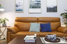 一个人的精致生活90平两室两厅北欧图_7