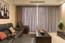 泓悦府120平三室两厅一卫现代风图_9