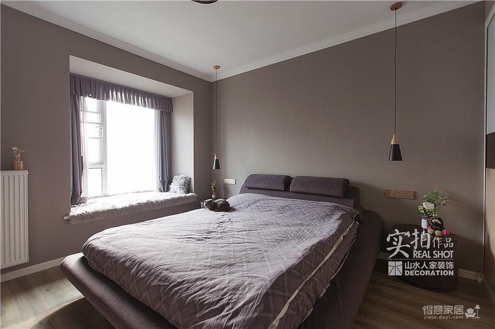 泓悦府120平三室两厅一卫现代风图_12