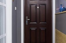 黑白灰128平四室两厅现代简约图_2