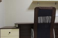黑白灰128平四室两厅现代简约图_22