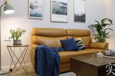一个人的精致生活90平两室两厅北欧图_6