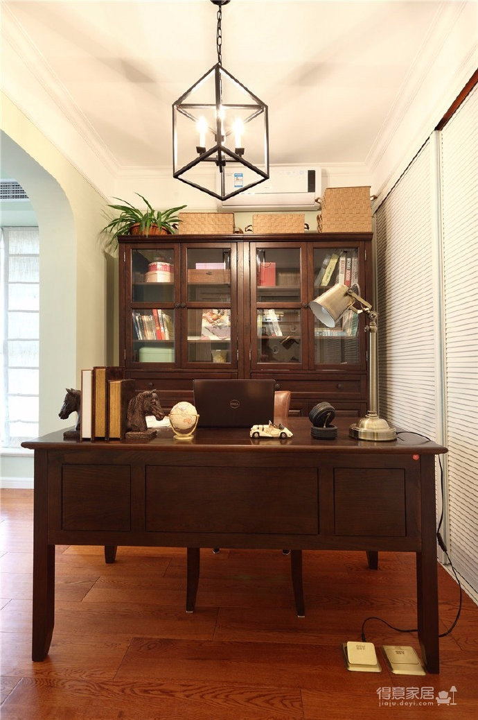 135平美式风装修,喜欢美剧,喜欢质感的家具,喜欢简单的硬装靠软装来主导风格