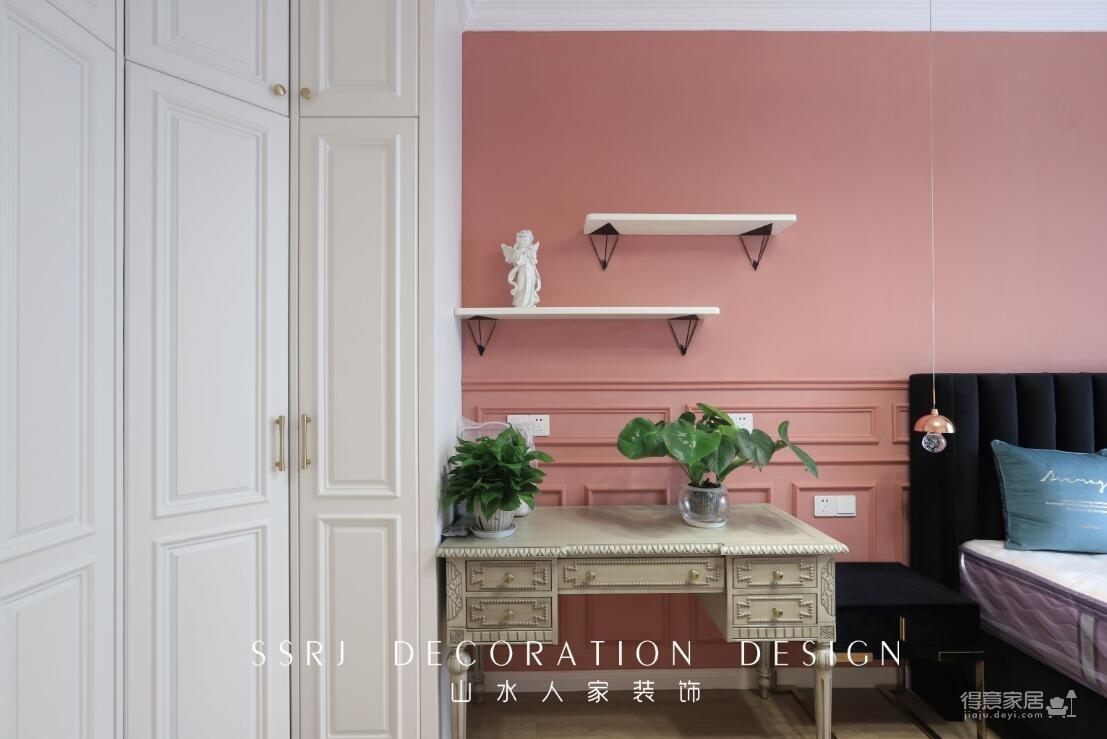 粉色浪漫空间,朦胧美