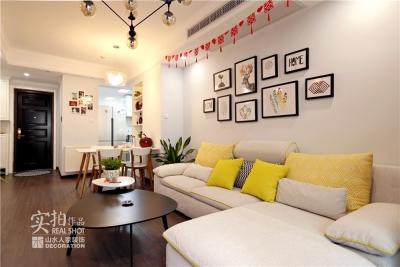中海琴台华府80平两室现代港式