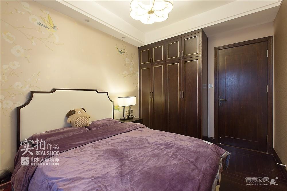 新中式140平三室两厅
