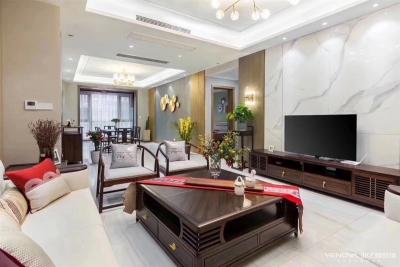 汉欣苑158平-新中式风格
