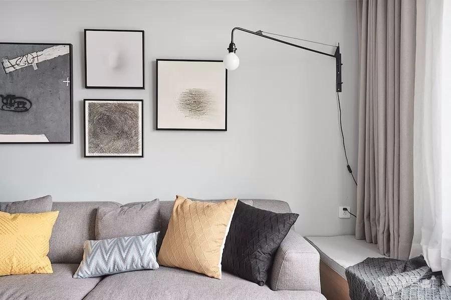 原木北欧风,有2个卧室,还有1个小书房,布局真的很不错。整个家大量搭配了原木家具,清新又自然,文艺又有格调,好喜欢这种休闲又放松的家居氛围。