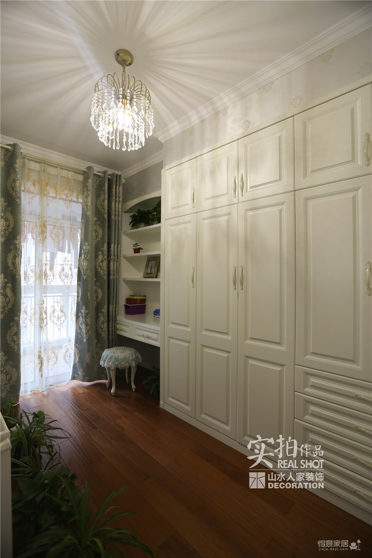 曙光星城160平四室两厅气质简欧图_16
