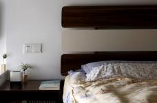 94平三室两厅温馨简约北欧图_13