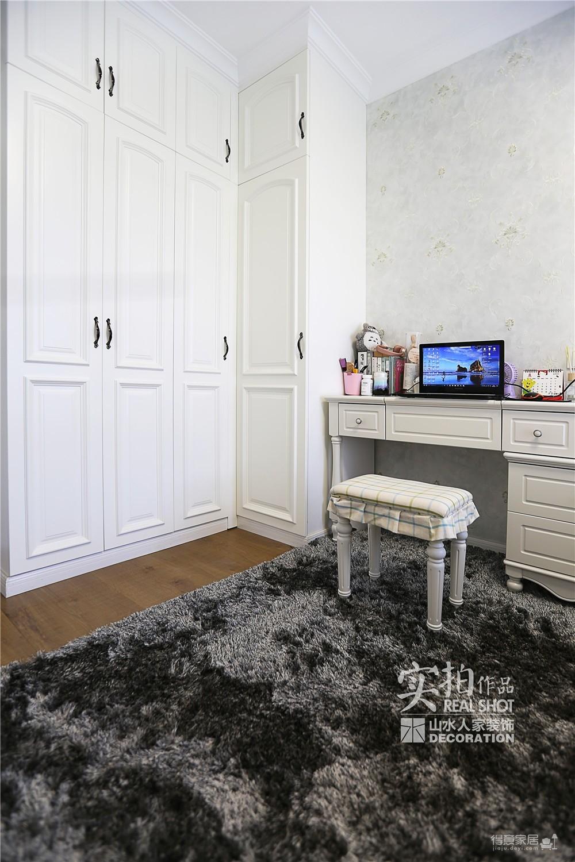 120平两口之家三室两厅简欧风图_2