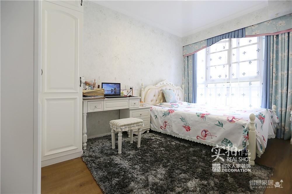 120平两口之家三室两厅简欧风图_14