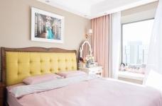 国彩光立方104平三室两厅美式风图_16