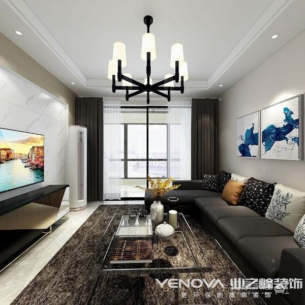庭瑞新汉口115平-现代风格图_1