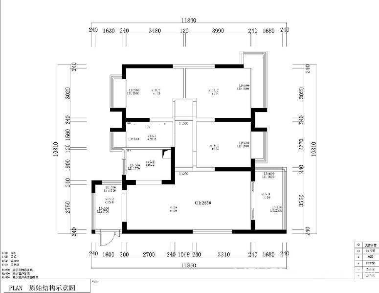 庭瑞新汉口115平-现代风格图_5