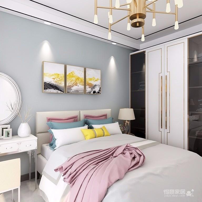 简单带点轻奢风格,格局没有大的变化 目前2个人住 一个主卧 一个客房。不同业主 不同需求 不同风格,每个家都是独一无二的