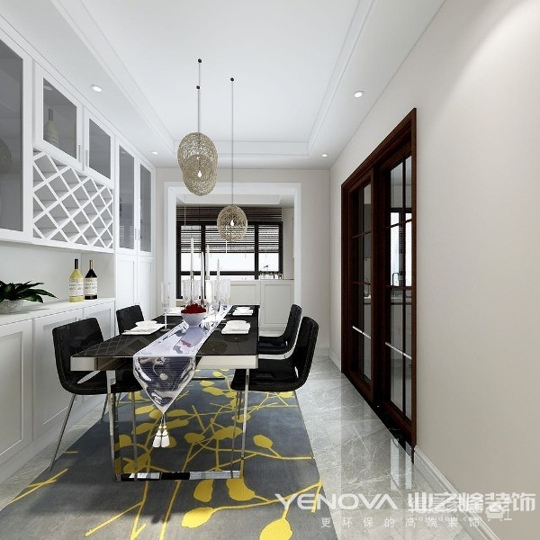 庭瑞新汉口115平-现代风格图_3