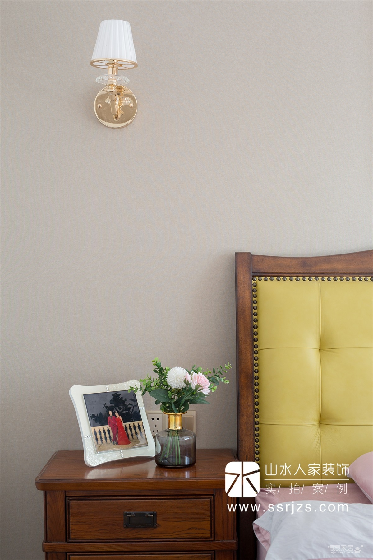 国彩光立方104平三室两厅美式风图_14