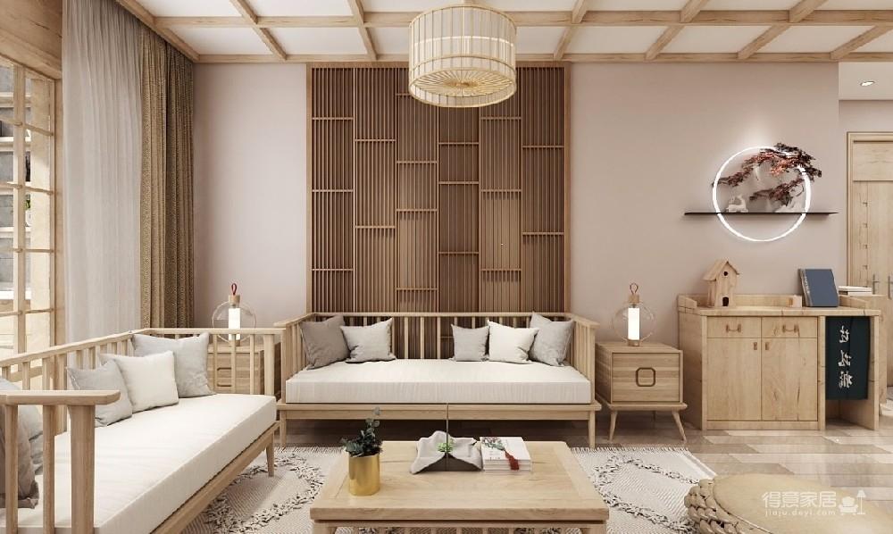 日式家居环境所营造的闲适、悠然自得的生活境界,正是我们所追求的。