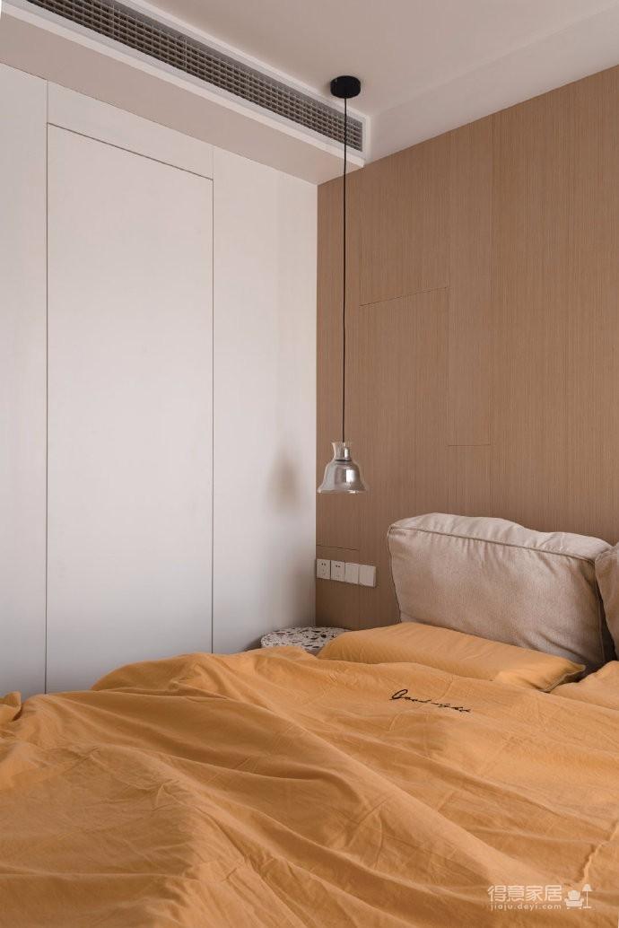 清新鱼骨拼地板,北欧风格的家具,复古拱形门,打造了这个打开家门即感受到放松与惬意的家图_6