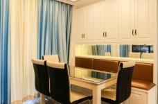 卡座设计 123平三室两厅现代风图_10