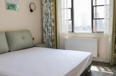 卡座设计 123平三室两厅现代风图_8