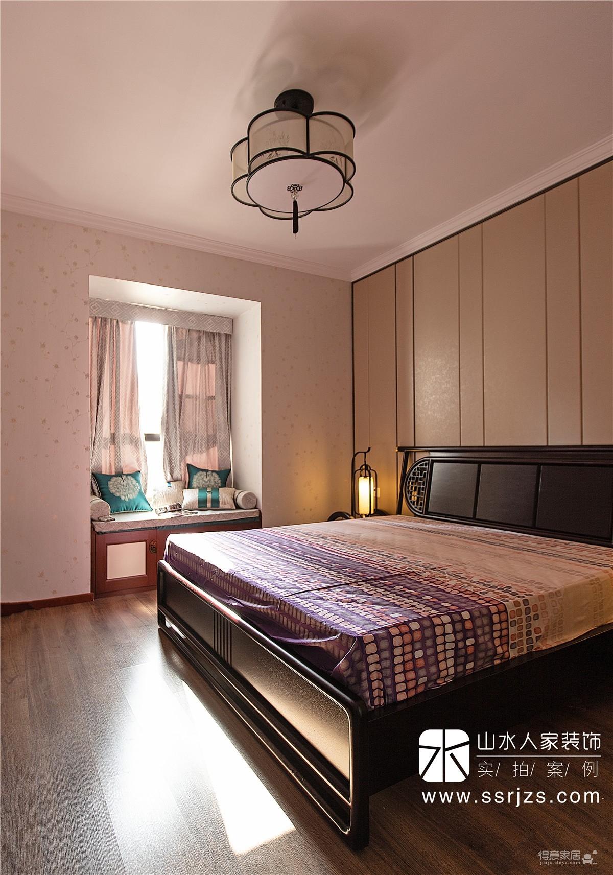 151平三室两厅一厨两卫新中式风