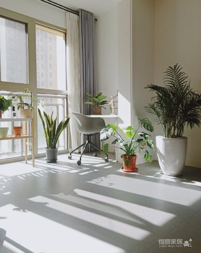 122平北欧风装修,说到底,家是无关风格与搭配,适合自己、家人住的舒服就好。