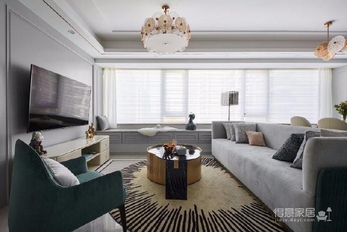 富有艺术格调的软装陈设,能让整个室内设计更上一层楼,每件陈设都有它自己的位置,从而形成精确的、和谐的组成