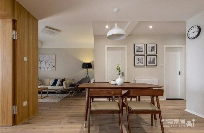 89㎡现代简约风格家居装修设计!