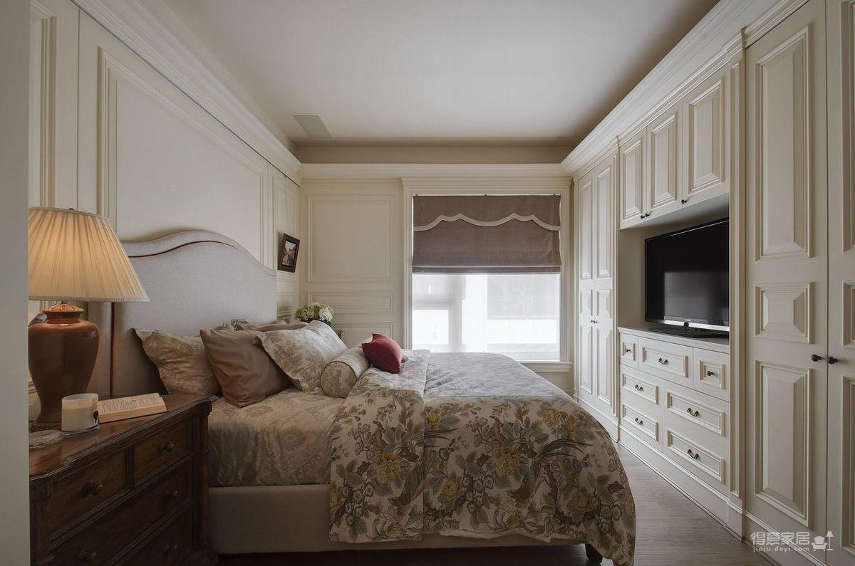 140平三室两厅现代美式