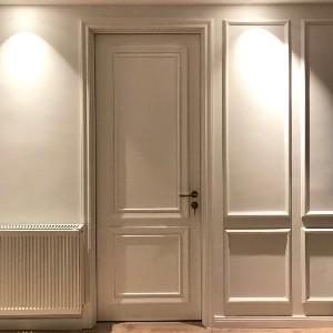 门基本装好了,很满意,很喜欢,就是要这个效果