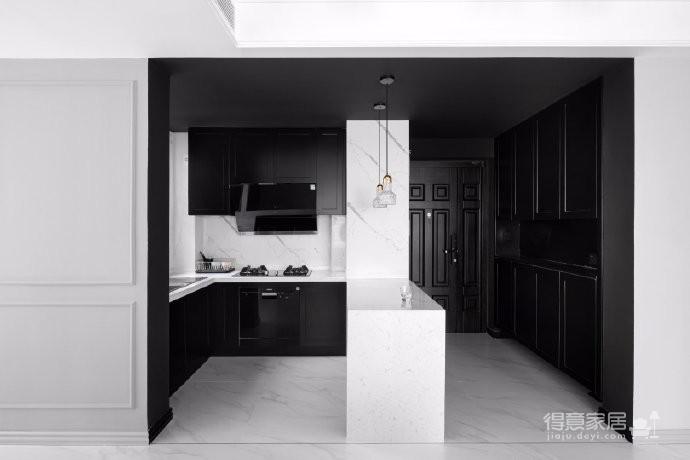 89平米现代简约两居室