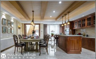 迷情庄园 —— 480平美式田园别墅
