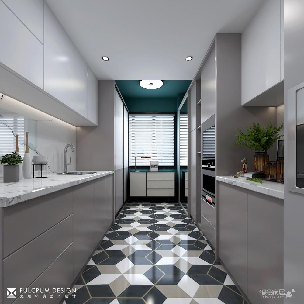 琨瑜府 —— 150平现代家居空间
