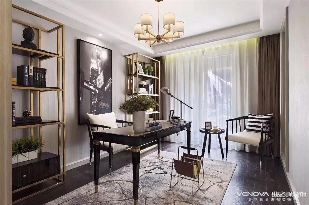 翰林紫园158平-现代轻奢风格