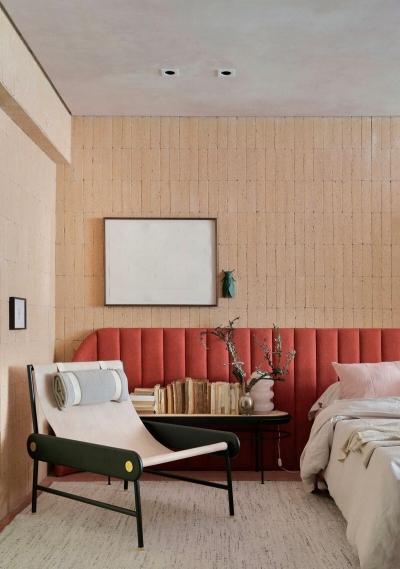 现代田园风混搭的精致小公寓,餐桌绝对是亮点!