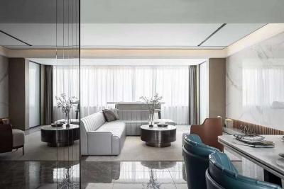 四室两厅 现代轻奢风