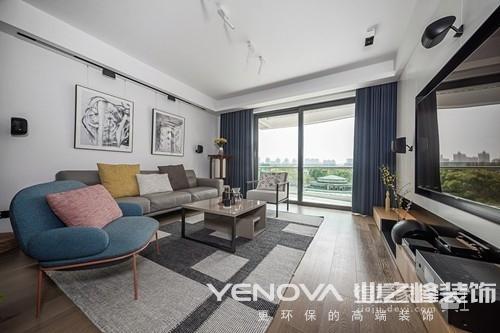 橡树湾220平-现代风格