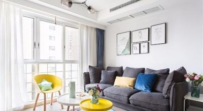 灵动空间设计,广阔观景视野舒适尺度设计,优雅天成,客卧景观布局合理,空间舒适,客厅餐厅分而不离,即保证空间开敞又凸显布局合理,方正面实用。