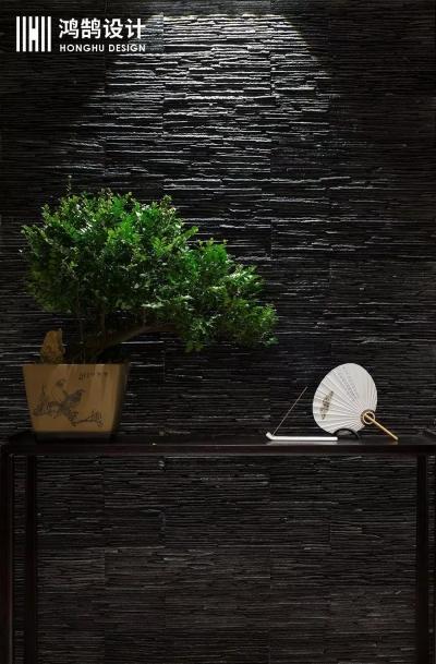 ◤观馥◢280㎡里的椰林树影,水清沙白,重拾中式自然惬意