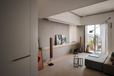 后现代  120平三室  三口之家