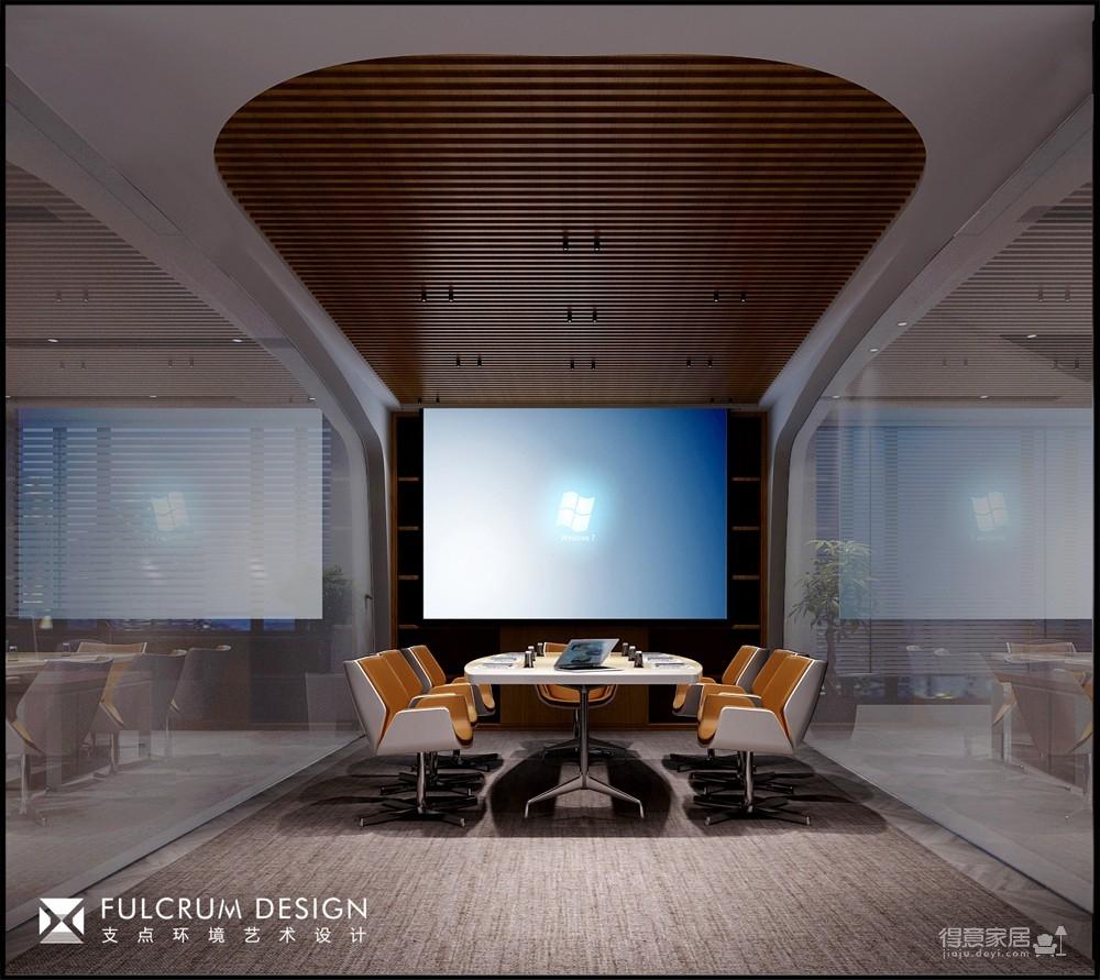 元捷集团办公室 —— 800平现代图_13